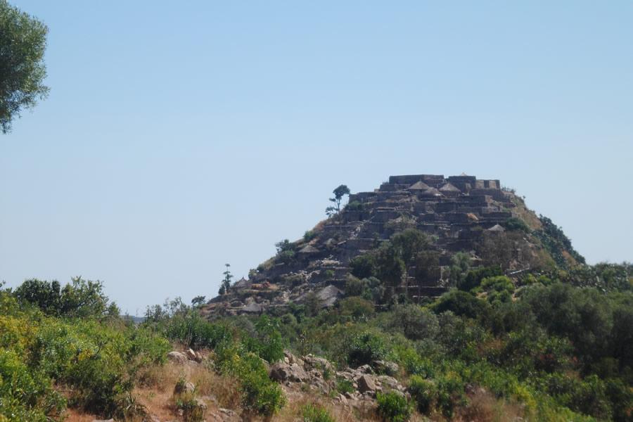 Argoba shonqea  village 2
